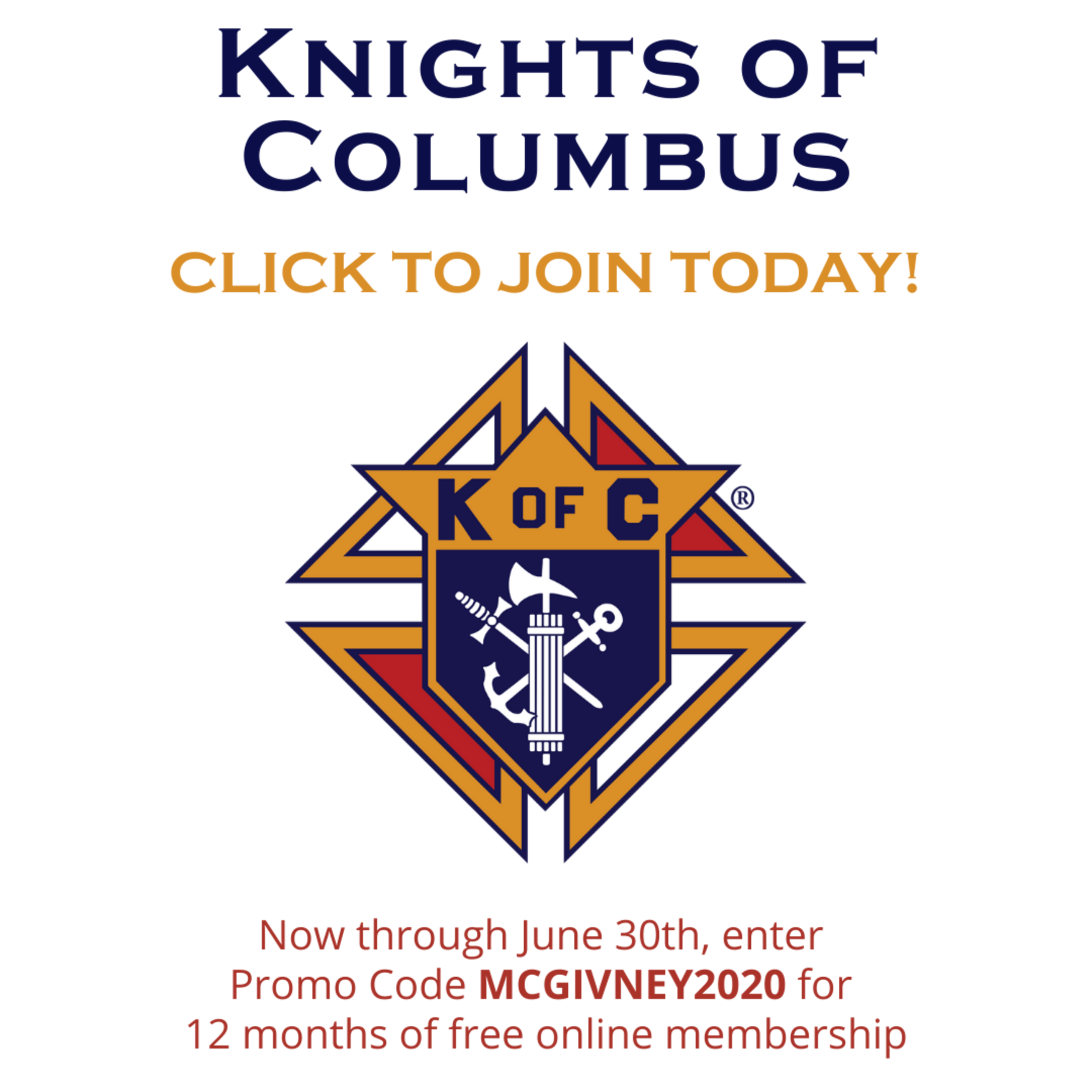 Knights Of Columbus 1