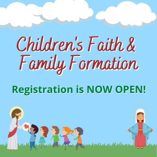 Childrens Faith Family Formation 1