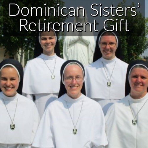 Dominican Sisters Of Mary Mother Of The Eucharist Logo