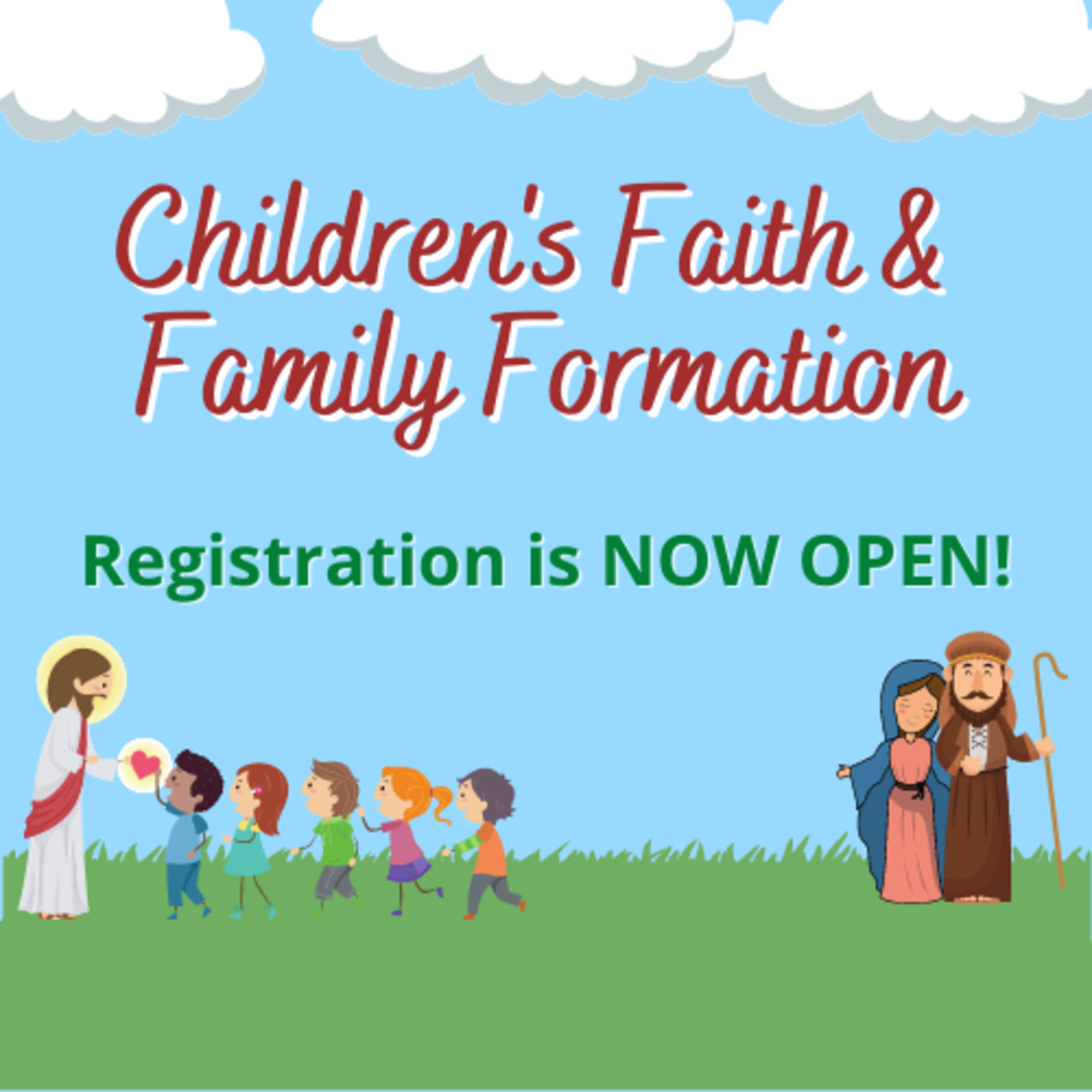 Childrens Faith Family Formation 2