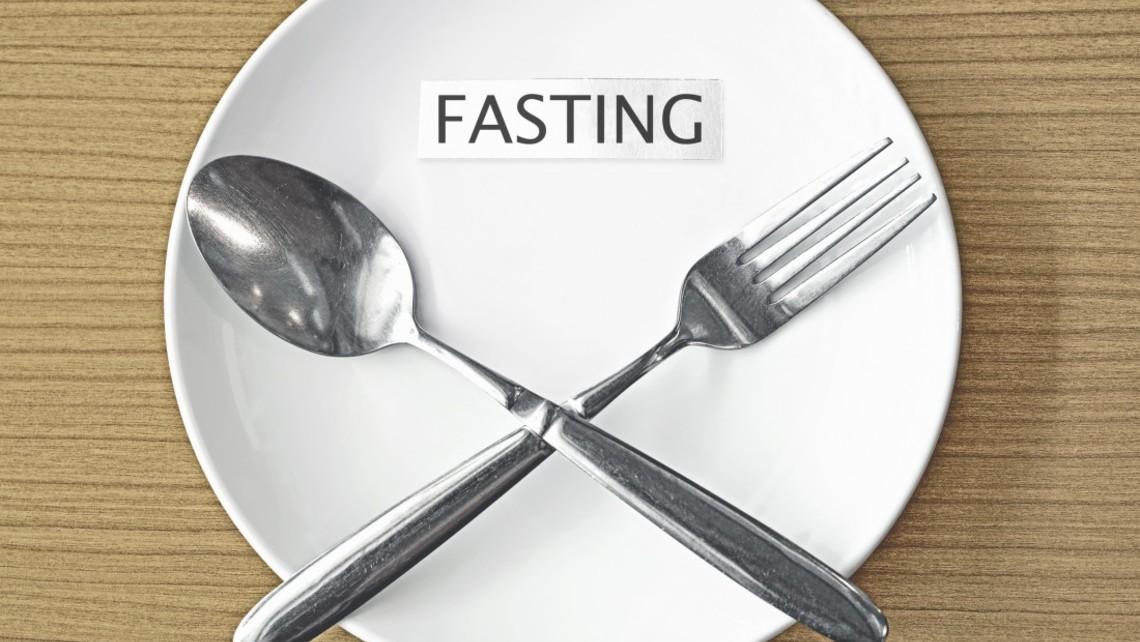 Faith Fasting White Plate 1100x879